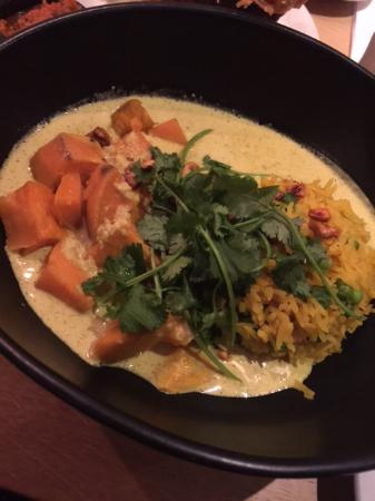 Mildred's: Sweet Potato Curry