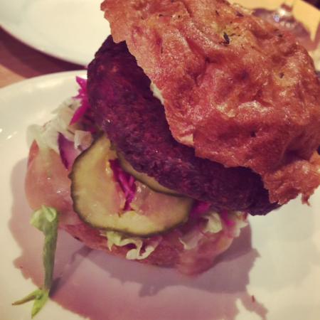 Mildred's: Veggie Burger Bliss...