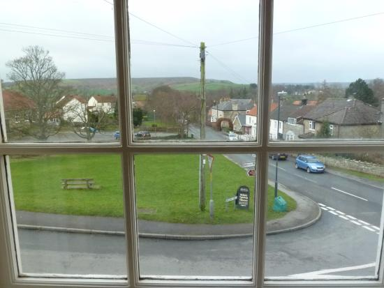 Danby, UK: View from Room