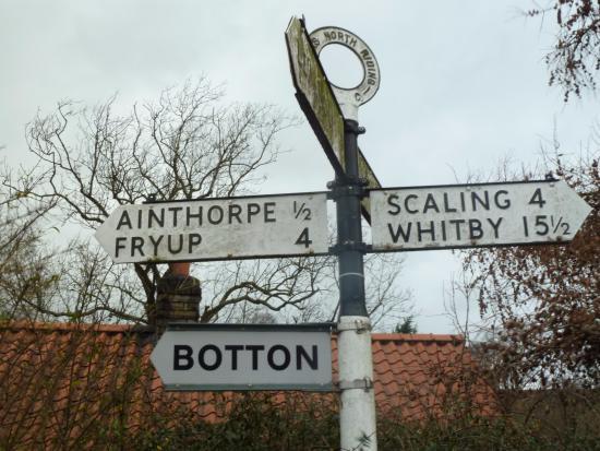 Danby, UK: Fryup