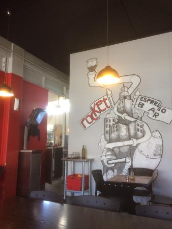 Rocket Espresso Bar Hamilton