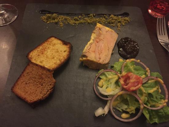 Gateau breton vegan