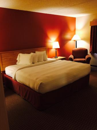 Pampa, TX: King size beds!