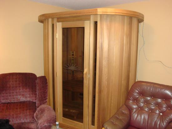 Country Aire Bed and Breakfast: Sauna