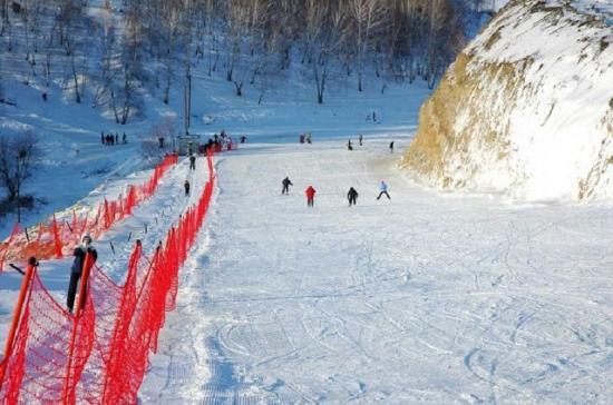 Snowpark Krutaya Gorka