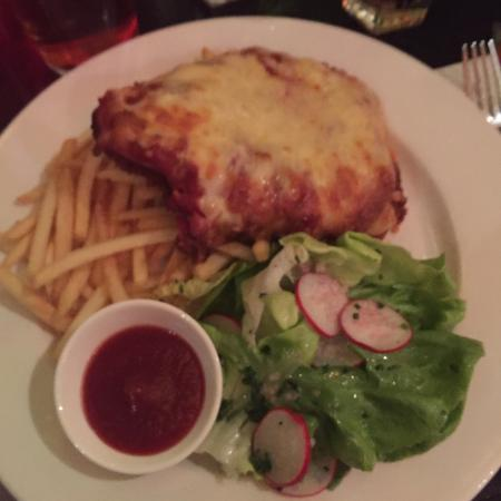 Reluctant review of my fave haunt