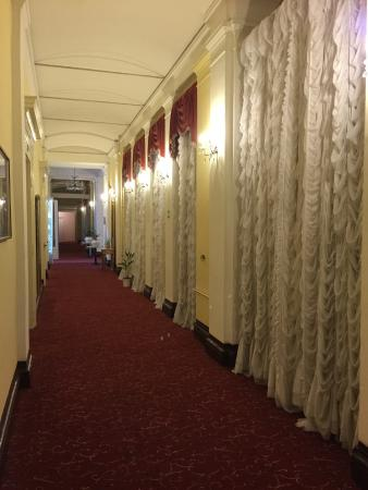 Smart Selection Hotel Imperial: Gangbereich vor dem Speisesaal
