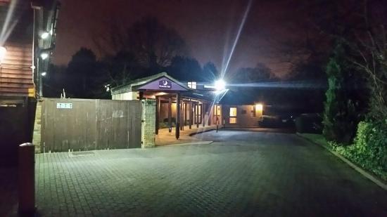 Premier Inn Peterborough (Ferry Meadows) Hotel: 20160106_200013_large.jpg