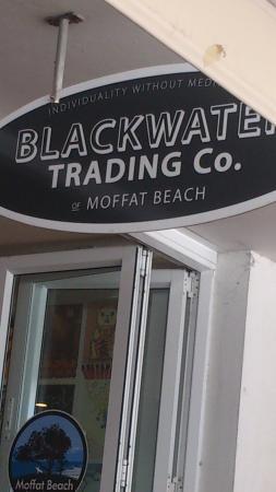 Blackwater Trading Co: outside