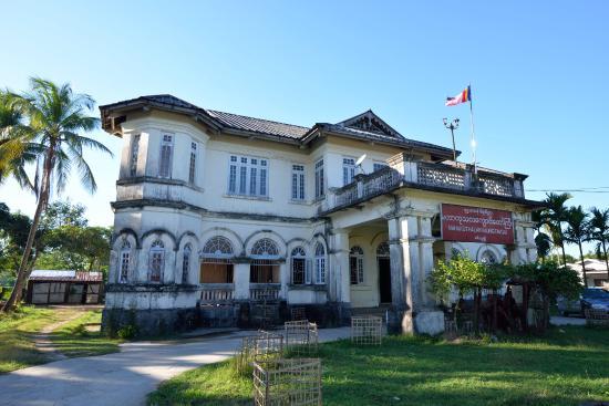 Sittwe, Birma: Sittway Buddhist Museum