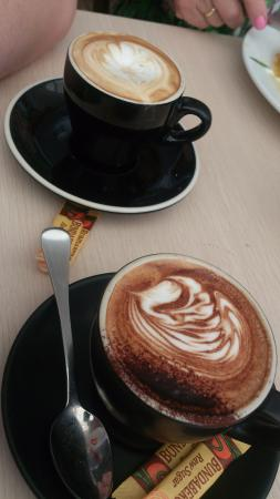 Blackwater Trading Co: our coffees