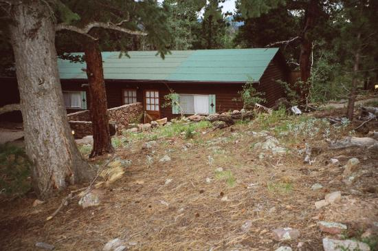 Lane Guest Ranch: One of the cabins