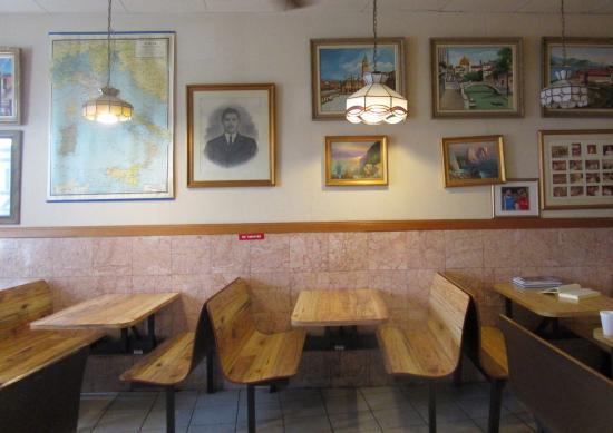 Bernardsville, NJ: Buona Pizza