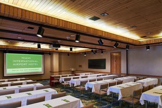 Miami International Airport Hotel: Board Room
