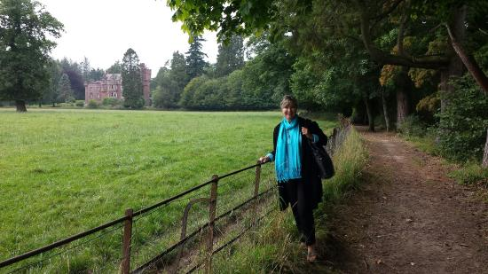 Auldgirth, UK: Friars Carse Country House Hotel