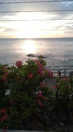 Marazul Hotel: la vue au bord de la piscine