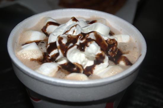 Buena Vista, VA: Hot Chocolate