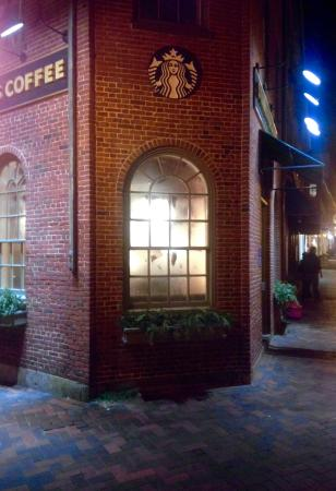 Starbucks • Newburyport • Massachusetts