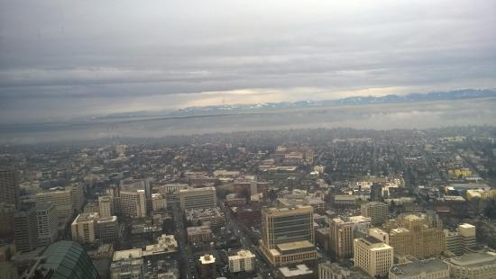Sky View Observatory : View
