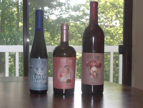 Nellysford, Вирджиния: Amazing wines