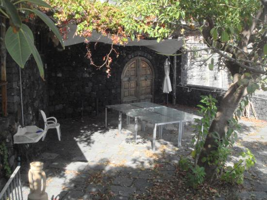Santa Tecla, Italia: la terrazza