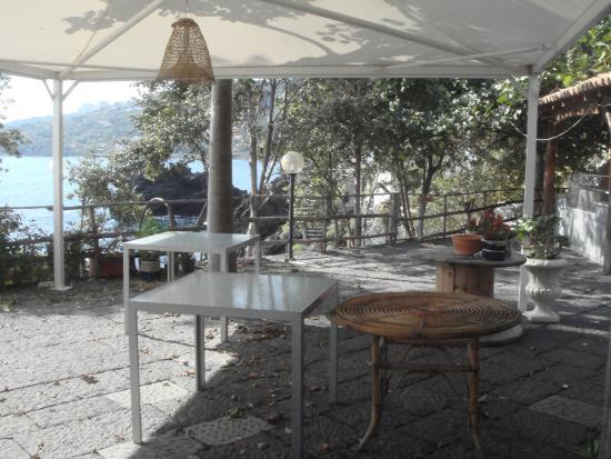 Santa Tecla, Italia: ready for lunch