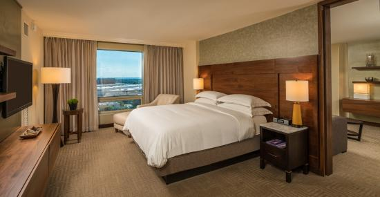 Hilton Tampa Downtown: Executive Suite