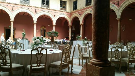 Lucena, إسبانيا: El Patio Del Hotel
