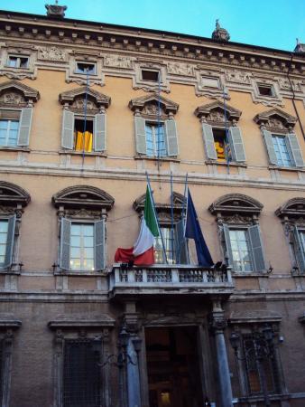 Picture of palazzo madama sede del for Senato della repubblica sede