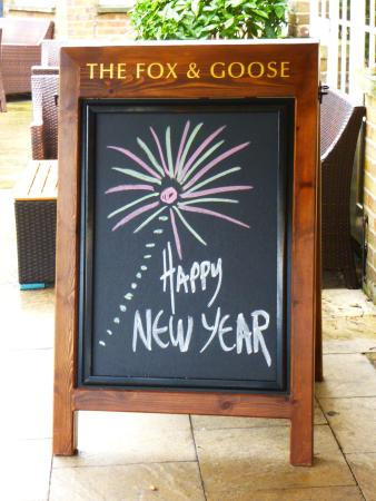fox and goose hotel london: