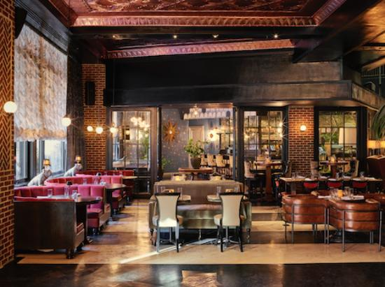 The Roxy Hotel Tribeca: Roxy Bar & Lounge
