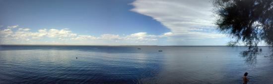Provincia de Río Negro, Argentina: vista del lago