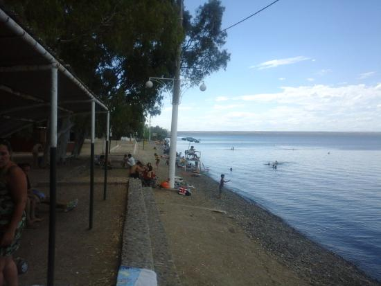 Province of Rio Negro, Argentyna: zona del camping