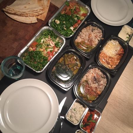 Det Arabiske Kokken, Esbjerg - Restaurant Reviews, Phone Number ...