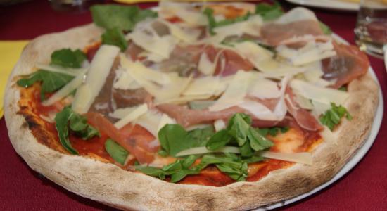 pizzeria le palme