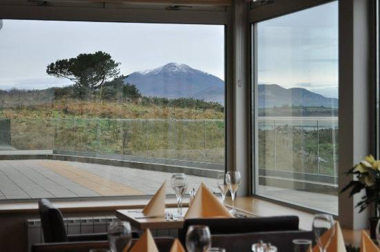Carrigart, Irland: The View of Muckish From One of Our Seats