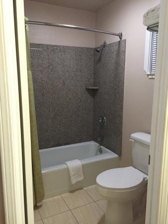 Bathroom Picture Of Americas Best Value Inn Amp Suites