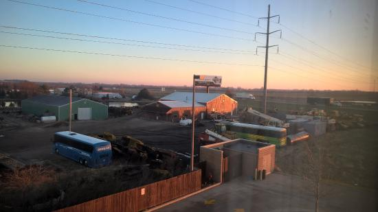 Hampton Inn and Suites Peoria at Grand Prairie: View from room