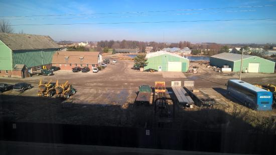 Hampton Inn and Suites Peoria at Grand Prairie: Out my window