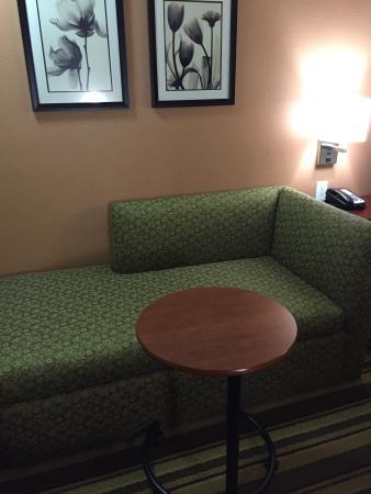 Americas Best Value Inn Suites San Francisco Airport Seating Area