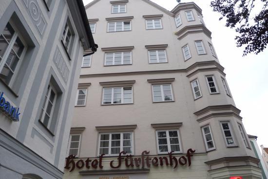 Der Fürstenhof: Hotel Der Fuerstenhof, Kampten, Bavaria, Germany