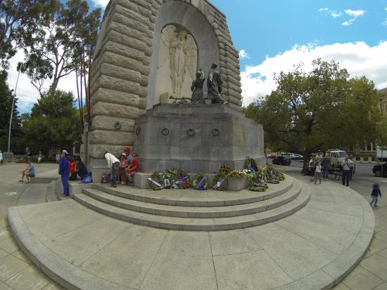 The war memorial picture of national war memorial for 195 north terrace adelaide