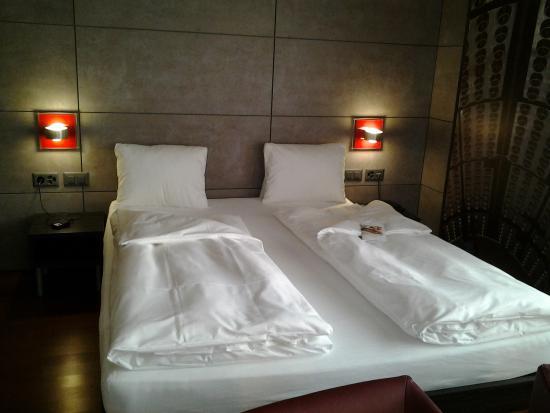 Sternen Oerlikon Hotel: letto