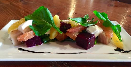 San Clemente, Kaliforniya: Beet Salad