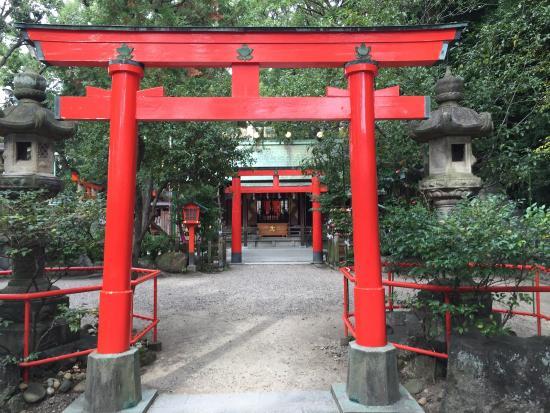 Gokiso Hachiman Shrine