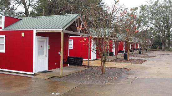 Mansura, Louisiane : Casino Golf Cabins