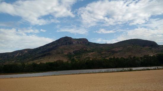 Almenara: Vista da Pedra do Cruzeiro