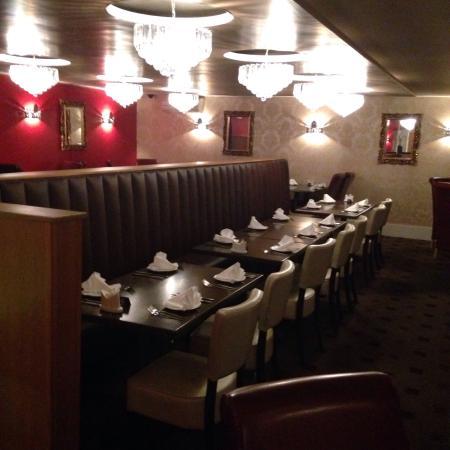 Helmsley, UK: Lovely dining area