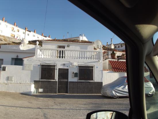 Province of Granada, Espagne : front door
