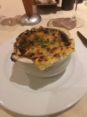 Austin's Steakhouse: Austin's Onion Soup